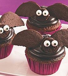 Летучие мыши - рецепт на Хэллоуин