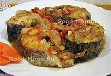 Рецепты на Масленицу - рыба