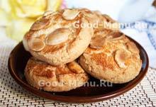 Блюда на Масленицу печенье