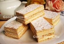 Блюда на Масленицу торт