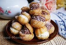Пирожные на Масленицу