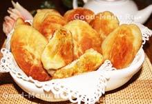 Рецепт на Масленицу пирожки с капустой