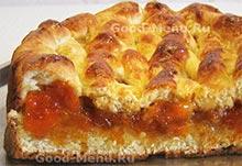 Рецепты на Масленицу пирог с вареньем