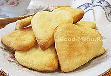 Рецепт на масленицу печенье из творога