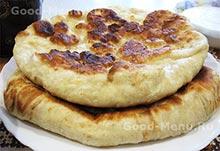 Пышки на кефире - рецепт на Масленицу