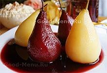 Постные сладкие блюда