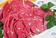 Рецепты постных блюд - маринованная капуста