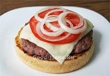 Как сделать гамбургеры из макдональдса в домашних условиях