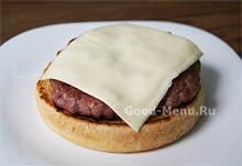 Как сделать в домашних условиях гамбургер из макдональдса