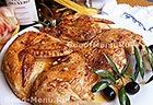 Фаршированные куриные грудки с грибами - рецепт с фото от