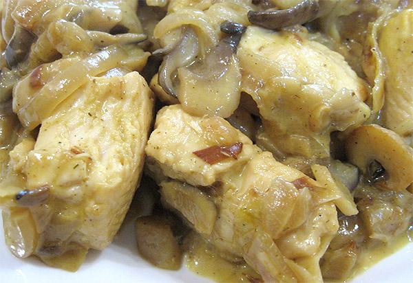 Блюдо можно приготовить куриного филе