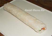 Сворачиваем суши без нори