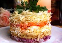 'ранцузский салат