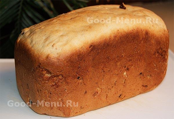 Хлеб в хлебопечке - рецепты с фото на Повар.ру (81 рецепт ...