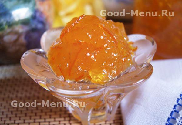Варенье из апельсинов: разнообразные рецепты с фото на выбор 66