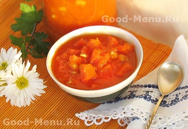 хороший рецепт варенья из тыквы