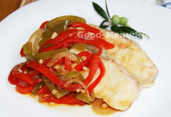 Жареный тунец - рецепт с фото от
