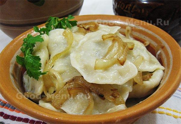 Хорошее тесто на вареники с картошкой рецепт