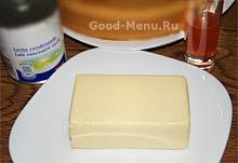 Крем для торта со сгущенным молоком