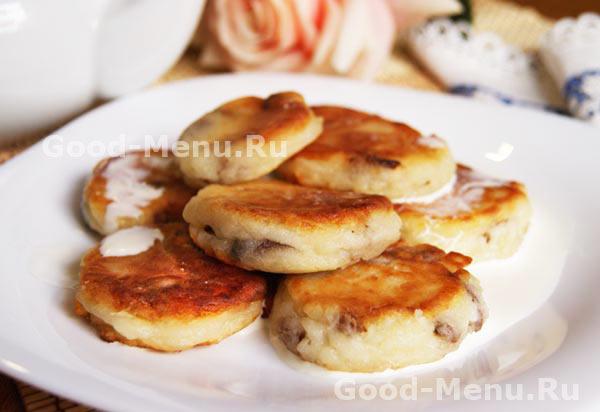 супер сырники из творога рецепт с фото пошагово