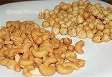 аллергия на орехи кешью у взрослых