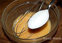 Сахар для запеканки с тыквой