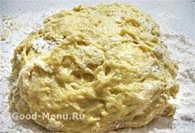 Ингридиенты на пасхальное тесто