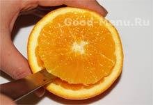 АПЕЛЬСИНОВЫЙ ДЕСЕРТ - рецепт с пошаговыми фото от