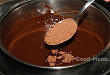 Торт Брауни - какао
