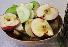 Яблоки для уксуса