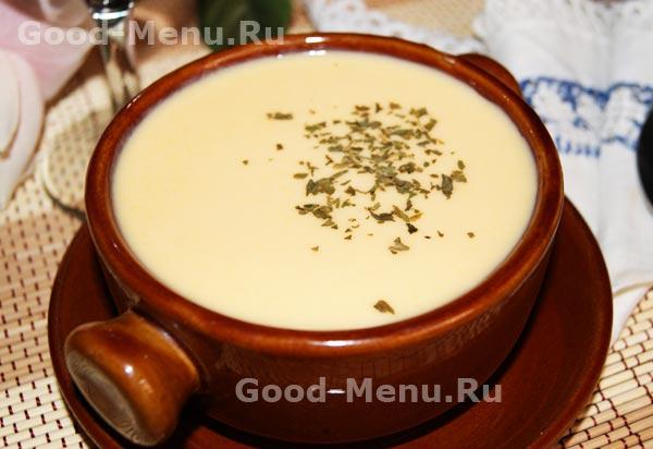 самый простой рецепт тыквенный суп пюре