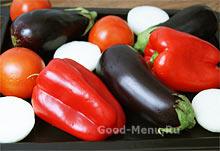 Свежие овощи чтобы запечь в духовке