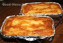 Готовый картофельный пирог