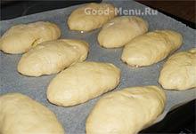 Пирожки с маком в духовке
