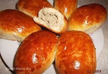 Пирожки с мясом отзывы