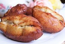 Пирожки с маком жареные в масле