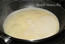 Печем блины на кефире