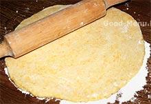 Тесто для пирога тарт Татен