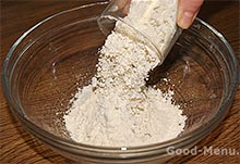Торт панчо - 1 стакан муки