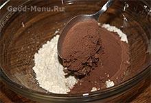 Торт панчо - какао