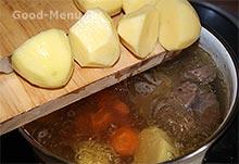 Картофель для шурпы