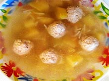 Суп с фрикадельками - отзывы