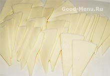Сыр для запекания в духовке с кабачками