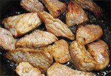 Жаркое в горшочке с говядиной и грибами, пошаговый рецепт с фото