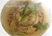 Маринованные грибы – кулинарный рецепт