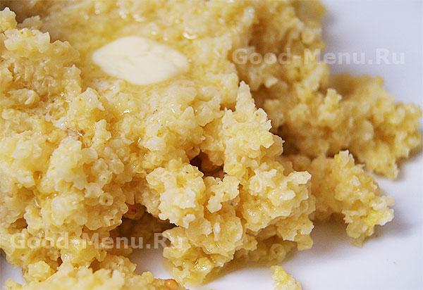 Пшеничная каша домашний рецепт