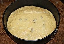 Пасхальный кулич с творогом – кулинарный рецепт