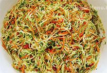 рецепт приготовления кабачков по корейски на зиму